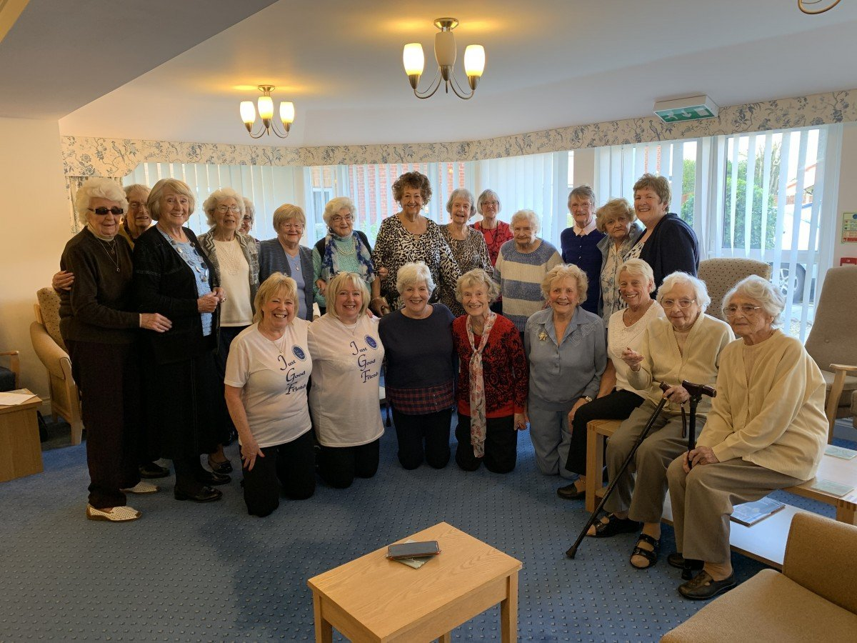 Singalong with Just Good Friends at Links View