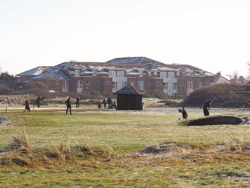 Photos of Links View seen from St Annes golf course