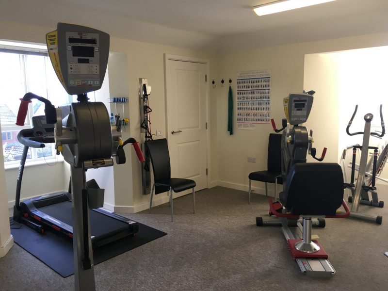 Photo of the Gym at Links View